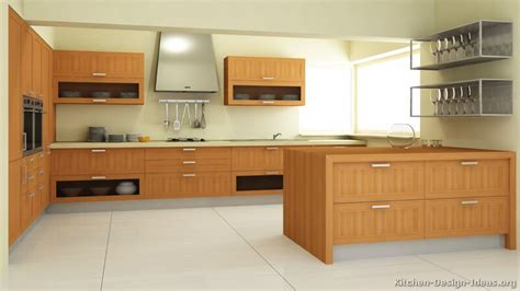 Modern Wood Kitchen Cabinets Pictures Of Kitchens Modern Light Wood Kitchen Cabinets Page 2
