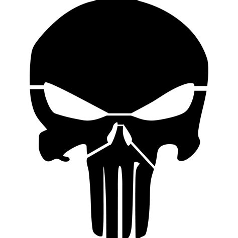punisher template punisher skull stencil skull stencil punisher skull and