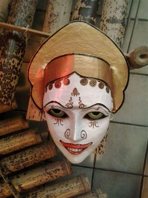 Sekar 2 Kutubaru By 1 mask made by sekar wulandari for by