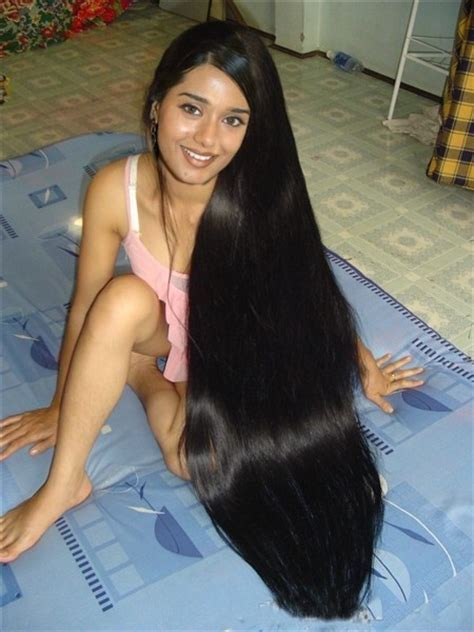 photos of lovely dark black long silky hairs of indian chinese girls in braided pony styles girl with long dark hair rupenzel trails