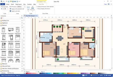 floor plan maker 8 free software floor plan