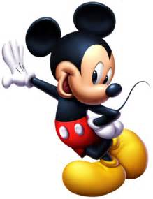 mickey mouse imprimir