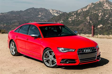Audi S6 Motor 2016 audi s6 reviews and rating motor trend