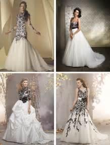 alternative wedding dresses for rock n roll princesses