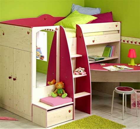 modern space saving furniture loft bed for the modern room 25 cool and original