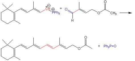 Vitamin A Asetat vitamin a basf synthese chemgapedia