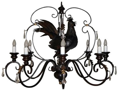Rooster Chandelier 106 Best Images About Rooster Decor On