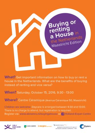 buying a house in netherlands buying or renting a house in the netherlands events maastricht university