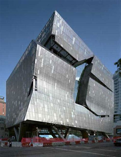 New York Architecture School Cooper Union New York Usa Architecture