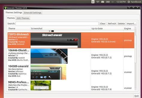 tutorial in ubuntu ubuntuhandbook tag archive emerald window decorator