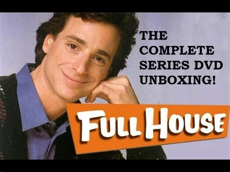 full house complete series best buy dvd unboxing full house the complete series youtube