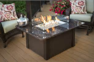 patio furniture with pit table new for 2013 grandstone pit table official outdoor