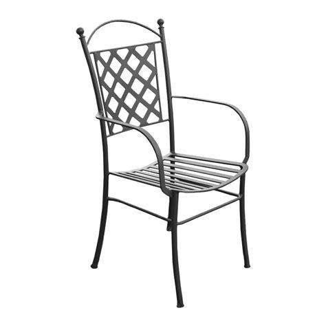 sedie in ferro battuto da giardino erica 187 dl garden maestri in ferro battuto