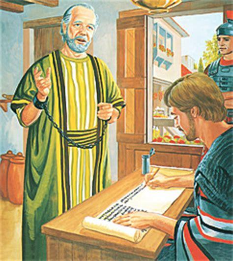 hadithi za biblia paulo katika roma tovuti rasmi ya