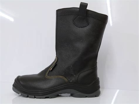 Humm3r Boot New Product hummer rigger boot fur lined black sz 5 hyde park