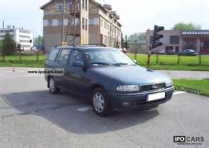 Opel Astra 1 7 Td 1997 Isuzu Opel Astra 1 7 Td Car Photo And Specs