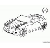 Boyama Sayfası  Mercedes Benz Almanya