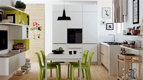 Idee Per Arredare Cucine Piccole Con Scavolini Kitchen Designs For Small Areas