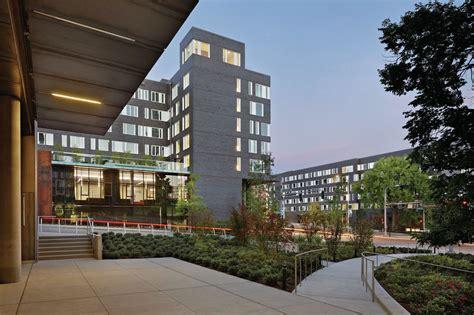 university of washington west campus housing phase one