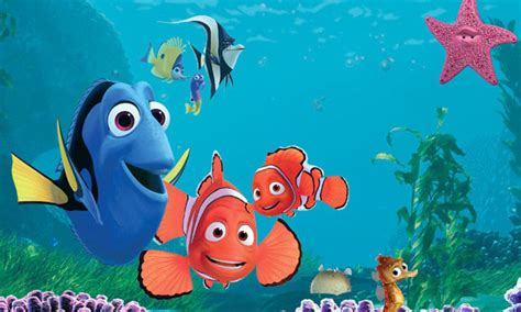 Finding Nemoor Who I Call Myself Today finding nemo 3d cinema review