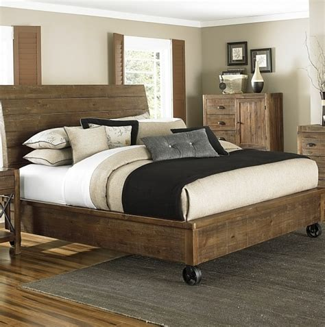 Headboard And Footboard Sets Size Headboard And Footboard Sets Rustic Solid Wood Size Bedroom Furniture Set Picture