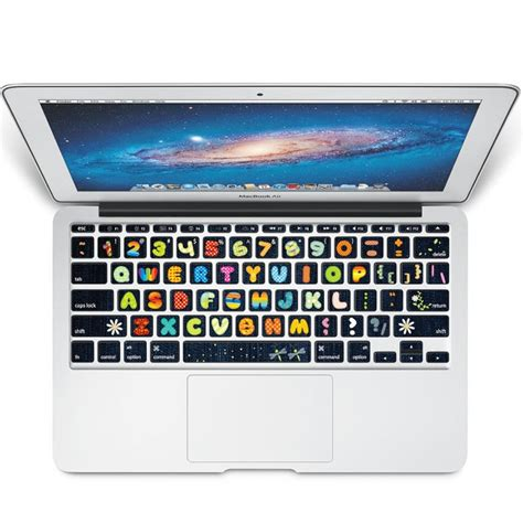 Macbook Aufkleber Tastatur by Colorful Denim Tastatur Aufkleber F 252 R Macbook