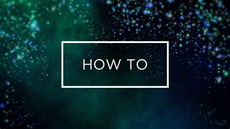 How To Put A Box Around Worship Lyrics In Propresenter Propresenter Templates