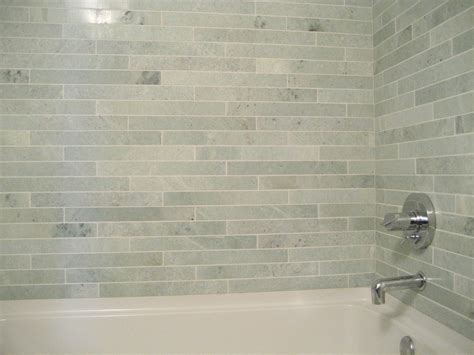Tile Bathroom by Ming Green Marble Tile Homesfeed