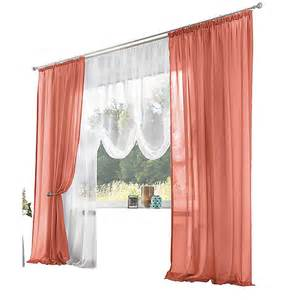 voile curtain panel curtains blinds home living witt