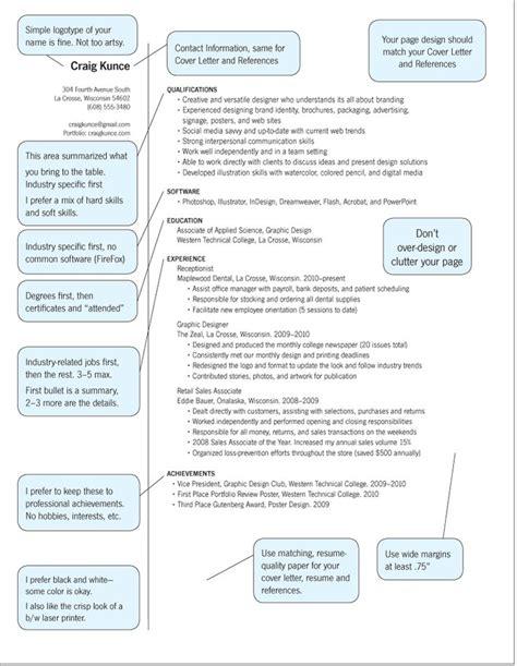 19 best resume images on sle resume