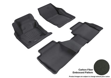 Ford Fusion All Weather Floor Mats by Ford Fusion All Weather Floor Mats