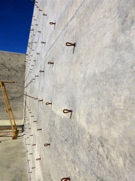 cast in place concrete wall section cast in place concrete walls cottonwood construction