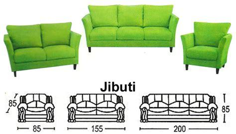 Daftar Sofa Minimalis Di Medan sofa minimalis sentra type jibuti daftar harga furniture