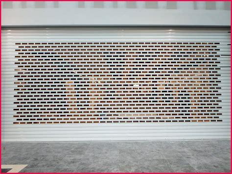 Rideau De Fer Magasin by Devis Installation Et D 233 Pannage Porte Rideau M 233 Tallique