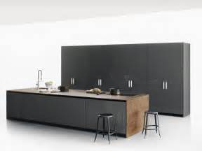 kitchen with island xila by boffi