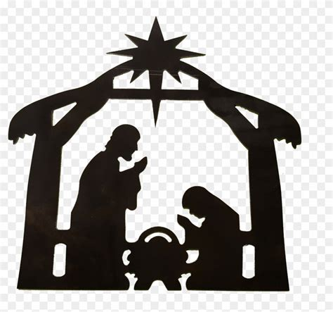 nativity silhouette clip free nativity nativity silhouette clip transparent