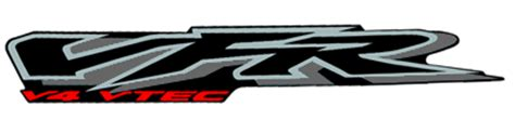 Honda Vfr 800 Vtec Aufkleber by Honda Vfr 800 Decals
