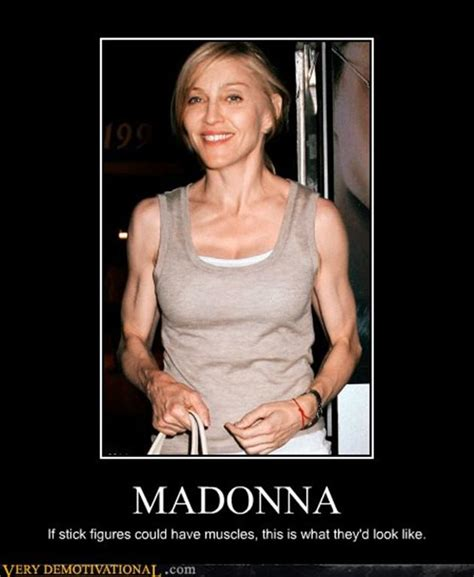 Dont Joke About Madonnas New Baby by Vh Madonna Poster