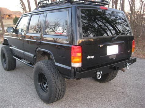 jeep cherokee rear bumper jeep xj rear bumpers www imgkid com the image kid has it