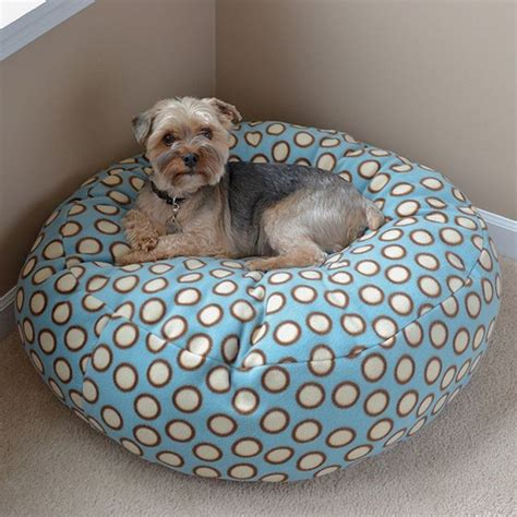 dog bed stuffing fleece dog bed tutorial make a cozy fleece bed for your