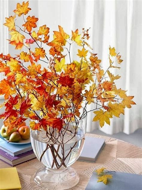 fall indoor decorating ideas 20 centerpieces for your autumn table