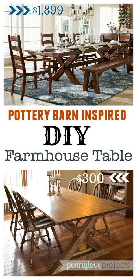 diy pottery barn inspired farmhouse the weathered fox