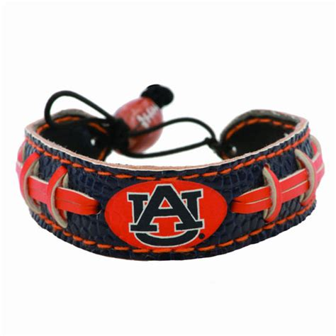 auburn football colors opentip auburn tigers team color football bracelet