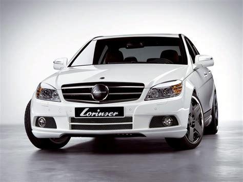 C350 Mercedes by Lorinser Mercedes C350 Car Tuning