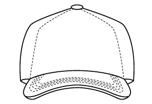 Design Templates Beanie Hat Design Template