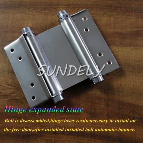 double swing gate hinges 3 4 5 6 double swing door hinge action hinges 2