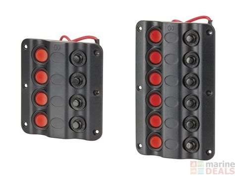 marine switch panel nz buy marine switch panels with circuit breakers online at
