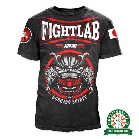 T Shirt X 04 fightlab japan t shirt black fight store ireland