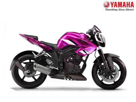 Yamaha Scorpio Z Cw 2009 yamaha scorpio pink style edition