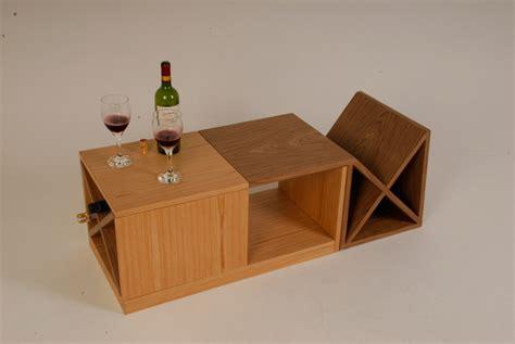 bordeaux multipurpose coffee table by klaus westphalen